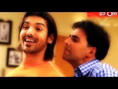 John Abraham & Akshay Kuamr get hurt while shooting for Housefull 2