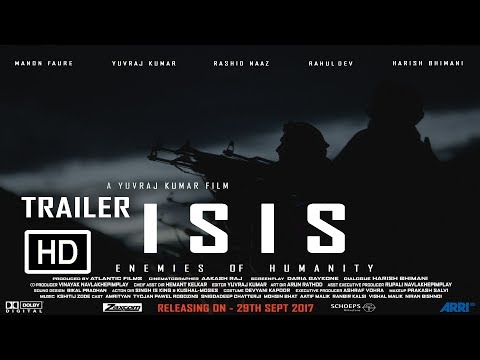 ISIS - Enemies of Humanity | Official Trailer - In Cinemas 29th Sept 2017