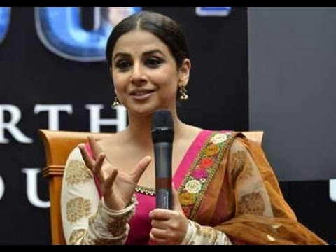 Vidya Balan at 'The Dirty Picture' DVD launch