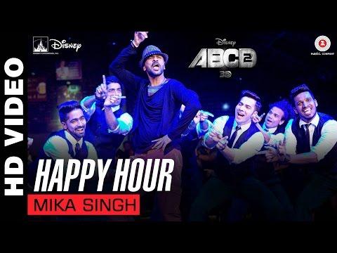 Happy Hour - Disney's ABCD 2 | Prabhu Dheva - Varun Dhawan | Mika | Sachin – Jigar