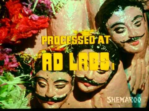 Karishma Kali Kaa - Part 1 Of 12 - Shatrughan Sinha - Amrita Singh - Bollywood Movies