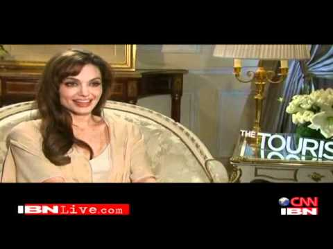 Jolie and Depp talk about 'The Tourist'