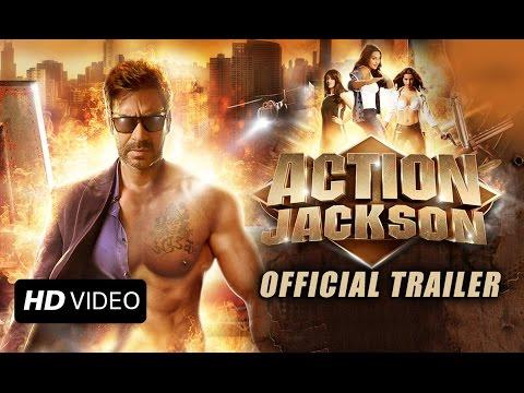 Action Jackson Official Trailer | Ajay Devgn, Sonakshi Sinha, Yami Gautam & Manasvi Mamgai