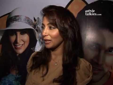 Shilpi Sharma at 'Be Careful' movie music launch