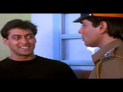Hilarious - Salman Khan Is A Central Bureau Investigation Officer - Auzaar