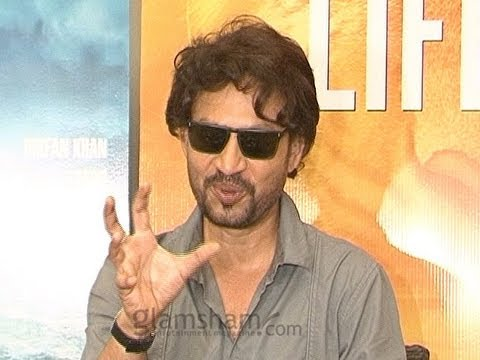 Irrfan Khan: 3D at its best in LIFE OF PI