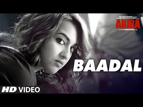 BAADAL Video Song - Akira