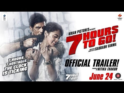 7 HOURS TO GO Official Trailer