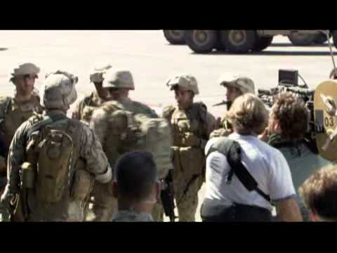 Behind the scenes Part 1 - World Invasion Battle Los Angeles