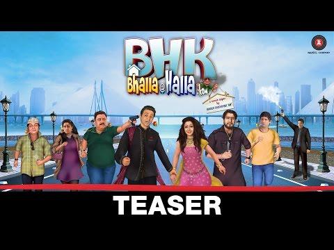 BHK Bhalla@Halla.Kom - Teaser | Ujjwal Rana, Inshika Bedi, Manoj Pahwa & Seema Pahwa