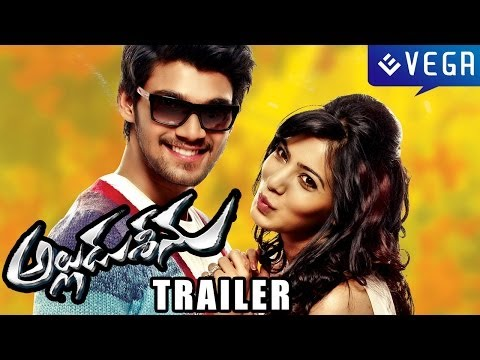 Alludu Seenu Movie Trailer - Sai Sreenivas, Samantha - Latest Telugu Movie Trailer 2014
