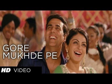 Special 26 Gore Mukhde Pe Song