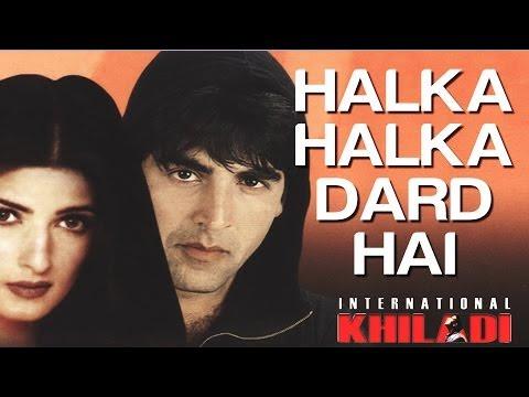 Twinkle's Sensuous Track - Halka Halka Dard Hai - International Khiladi | HQ