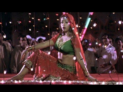 Chahu Bajuna - Item Song - Karz Kunkuwache - Sanjay Narvekar, Teja Devkar [HD]