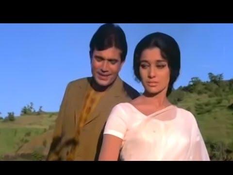 Ye Shaam Mastani - Rajesh Khanna & Asha Parekh - Kati Patang