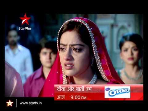 Diya Aur Baati Hum - Promos - Sooraj challenges Bhabho tonight on Diya Aur Baati Hum!
