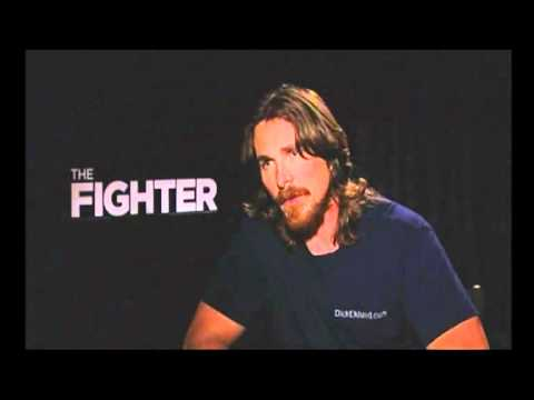 Christian Bale Interview The Fighter