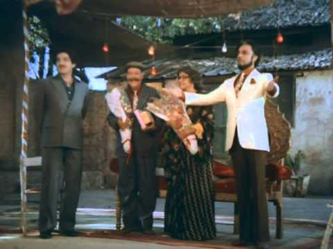 Ulta Seedha - 9/13 - Bollywood Movie - Rati Agnihotri, Deven Verma, Raj Babbar