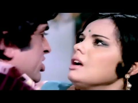 Shashi Kapoor takes revenge on Mumtaz