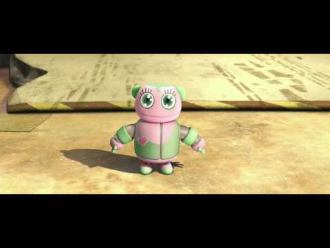 Astro Boy Trailer HD - Movie Trailer