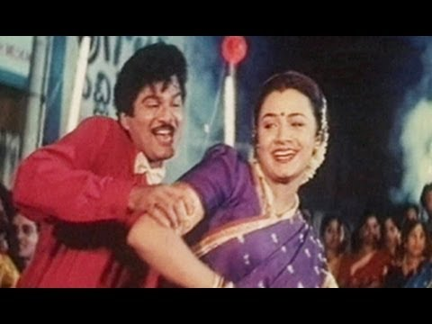 Family Songs - Aalumagalu - Ooha - Rajendra Prasad