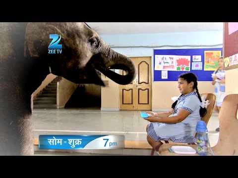 Bandhan Promo - Elephant goes to school