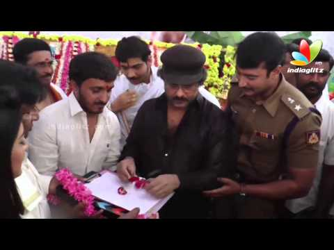 Aiaravata Movie Launch Celebration | Darshan, Erica Fernandes | Latest Kannada Movie