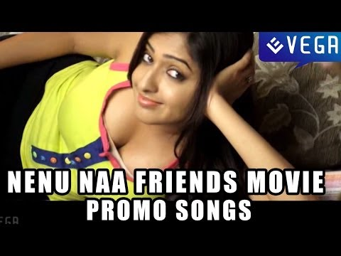 Nenu Naa Friends Movie Promo Songs - Idantha Emito Song