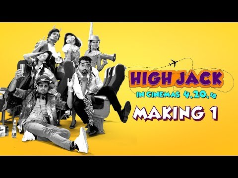 Introducing the makers | High Jack | Sumeet Vyas | Sonnalli Seygall | Mantra | 20th April 2018