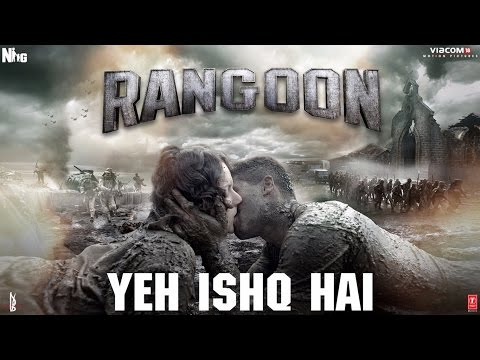 Arijit Singh: Yeh Ishq Hai Video Song | Rangoon