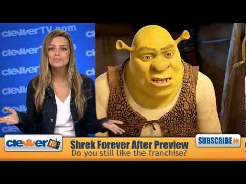 Shrek Forever After Movie Preview