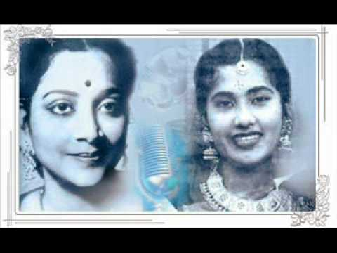 Geeta Dutt, Meena Kapoor : Maine baalam se : Film - Aadhi Raat (1950) Full Audio
