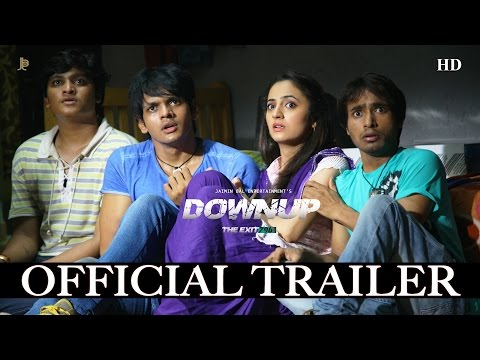Downup The Exit 796 Official Trailer || Vinayak Mishra || Yatin Karyekar || Jaimin Bal