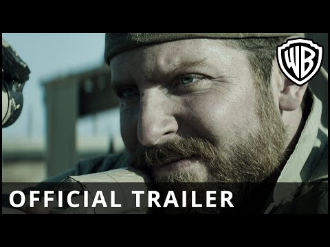 American Sniper – Trailer – Official UK Warner Bros.