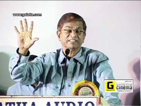 S.A. Chandrasekhar Talks About Sattapadi Kutram