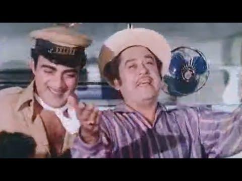 Yeh Mehki Thandi - Kishore, Mehmood & Aruna - Bombay To Goa