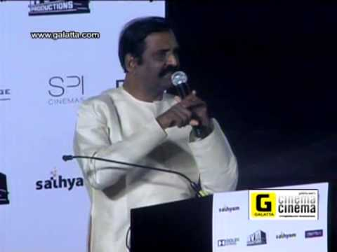 Vairamuthu talks about Sivaji 3D