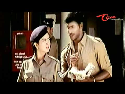 Vishal Comedy With Lady Police At Police Station - Bhayya
