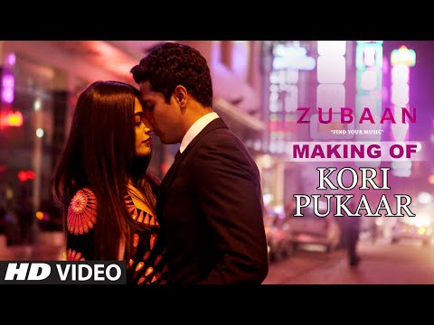 Making of KORI PUKAAR Song - ZUBAAN