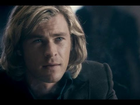 Rush - Official Trailer #2 (HD) Chris Hemsworth, Olivia Wilde