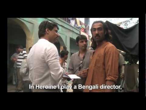 Ranvir Shorey interview on Heroine