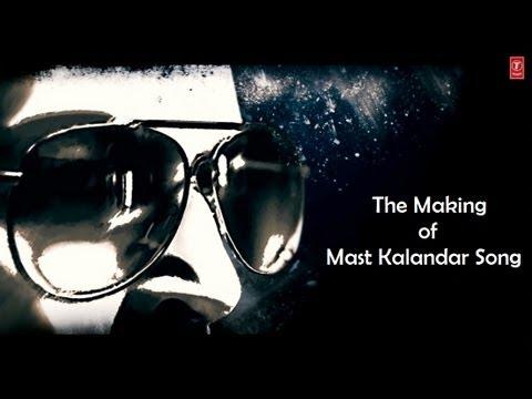 David Mast Kalandar Song Making | Neil Nitin Mukesh, Isha Sharwani & Others