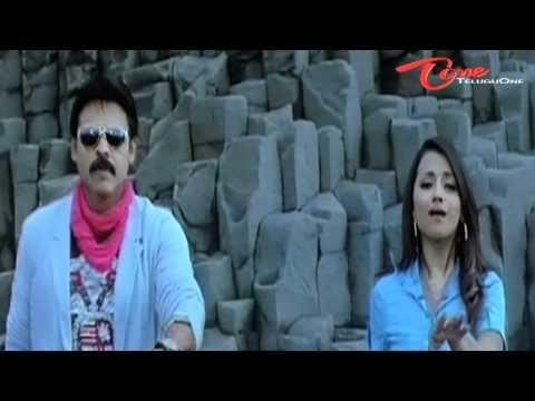 Namo venkatesa - Non stop Kalalu Kantunna - Venkatesh - Trisha