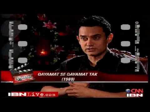 Aamir and Juhi reminisce about 'QSQT'