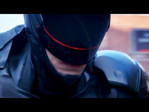 RoboCop - Official Trailer #2 (2014) [HD] Samuel L. Jackson, Gary