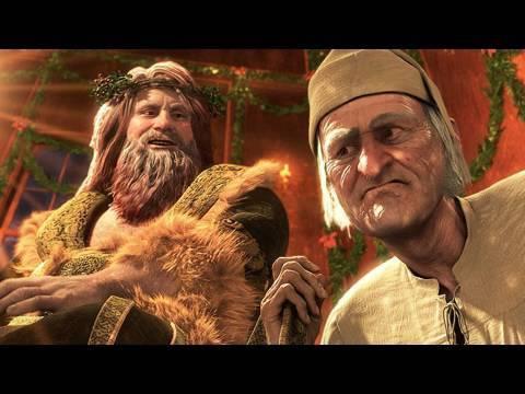 A CHRISTMAS CAROL with DIRECTOR ROBERT ZEMECKIS