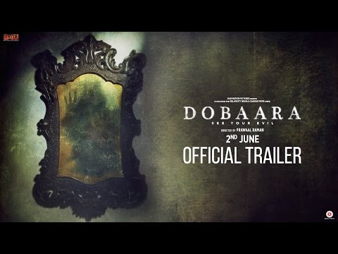 Dobaara - See Your Evil | Official Trailer | Huma Qureshi, Saqib Saleem
