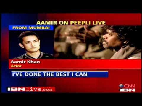 Aamir breaks his silence on spat with Anusha Rizvi