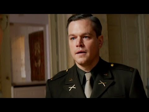 The Monuments Men -Trailer