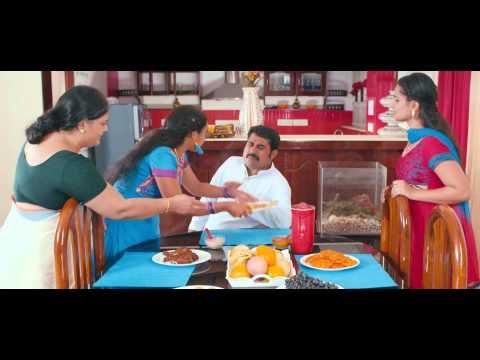 Garbhasreeman Malayalam Movie Official Song   Inakkamulla Penne  HD  Najeem Arshad   Anchala